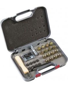 Mallette à crampons avec tungstène M12 Ekkia