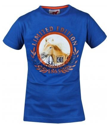 3bae4c895 T-Shirt Enfant Print Horka - Sylvie Forzy Equitation