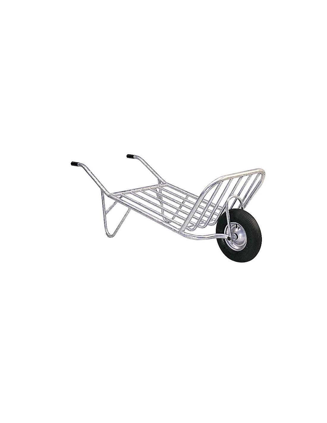 brouette fourrage 1 roue monobloc la g e sylvie forzy equitation. Black Bedroom Furniture Sets. Home Design Ideas