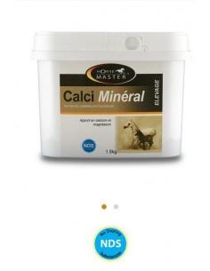 Minéralisation osseuse CALCI MINERAL granulés Horse Master
