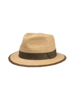 Chapeau Traveller Merriam Raffia Stetson