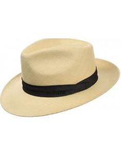 Chapeau de paille  JENKINS PANAMA 7/8 Stetson