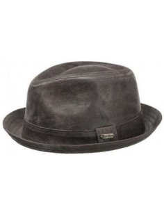 Chapeau GENUINE LEATHER Stetson