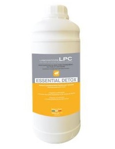 Essential Detox LPC Bidon 1 litre France-Cheval
