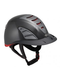 Casque d'équitation FIRST LADY 4S Carbone GPA
