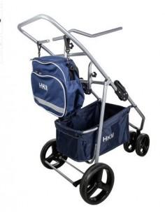 Chariot pour selle pliable HKM