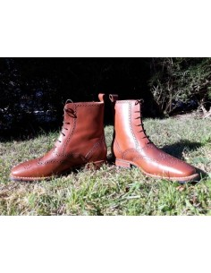 Boots à lacets  De Niro
