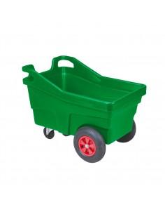 Chariot ergonomique avec poignées intégrées