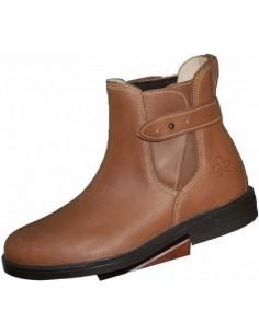 Boots JUSTIN avec lanière Charles De Nevel
