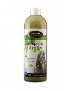 Shampoing naturel à l'argile verte Horse Master