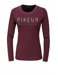Polo manches-longues Dame ISY Pikeur
