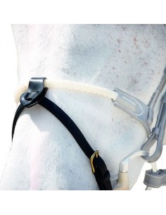 "Noseband 1/2"" - 2 attaches amovibles Collection DY'ON"